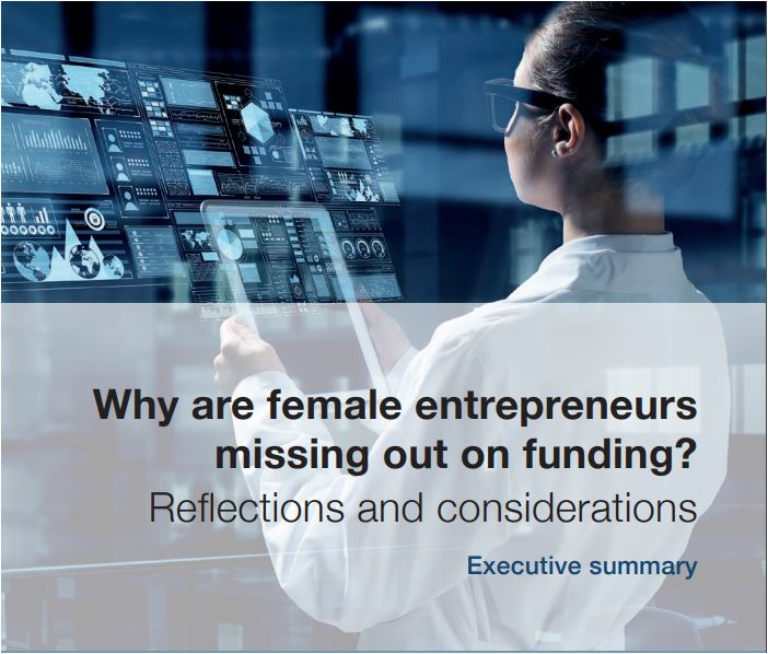 Why are female entrepreneurs missing out on funding