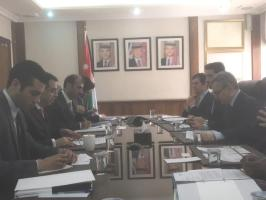 Official EIB delegation led by Vice-President Dario Scannapieco visits Jordan