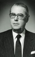 Mr Horst Otto Steffe (DE), EIB Vice-President from April 1972 to July 1984