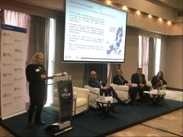 Bulgaria Greece gas interconnector + EIB Investment Conference