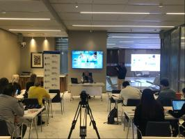 EIB National Press Conference 2019 in Madrid