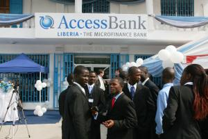 Access Bank Liberia fights poverty through microfinance