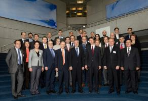 The members of the Special Task Force on EU Investment (Member States, EIB and EC)