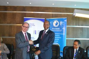 European Investment Bank's largest ever private sector lending programme in Africa launched with PTA Bank