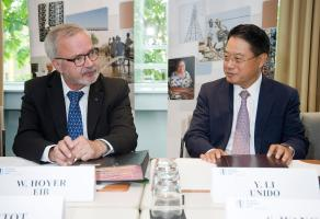 EIB and UNIDO to promote sustainable industrial growth through development finance