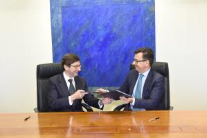 BEI y Bankia firman acuerdo de 500 millones de euros para financiar los proyectos de EPM