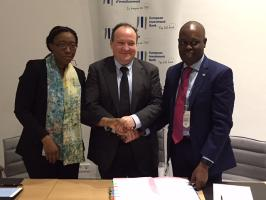 IFC, EIB and Ecobank Deepen Partnership to Boost SME Finance across Africa.