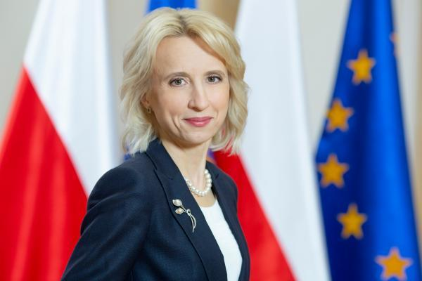 Teresa Czerwińska appointed Vice-President of the European Investment Bank