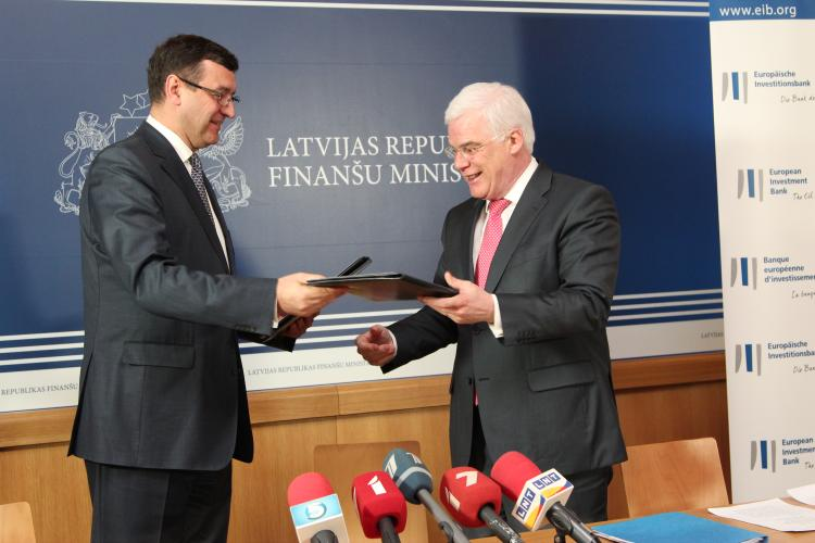 EIB provides EUR 200m to support strategic investments in Latvia