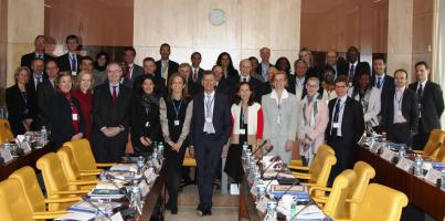 CEB and EIB host MDB Private Sector Integrity meeting