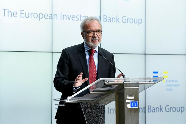 EIB Group Press Conference on Annual Results - EU bank closes 2019 with stronger results in climate finance and a record number of deals