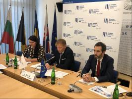 National Press Confence 2019 in Bratislava
