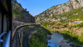 One of Europe's most beautiful railways recaptures past glory