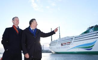 Irish Continental Group Ferry Project II