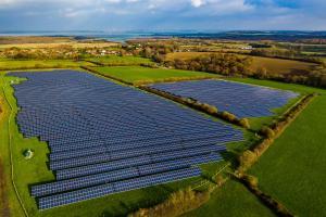 NTR solar plant in Ireland