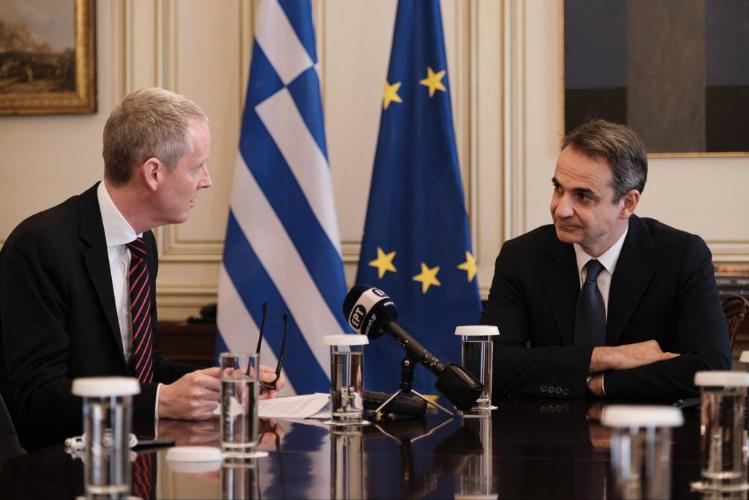 Prime Minister welcomes EUR 500m Greek business investment scheme