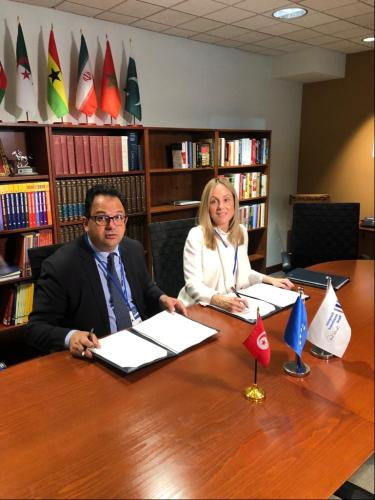 World Bank and IMF Annual Meetings in Washington: EIB mobilises substantial resources in Tunisia