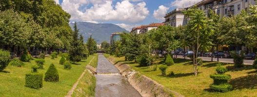 Tirana's old neighbourhood gets a new life