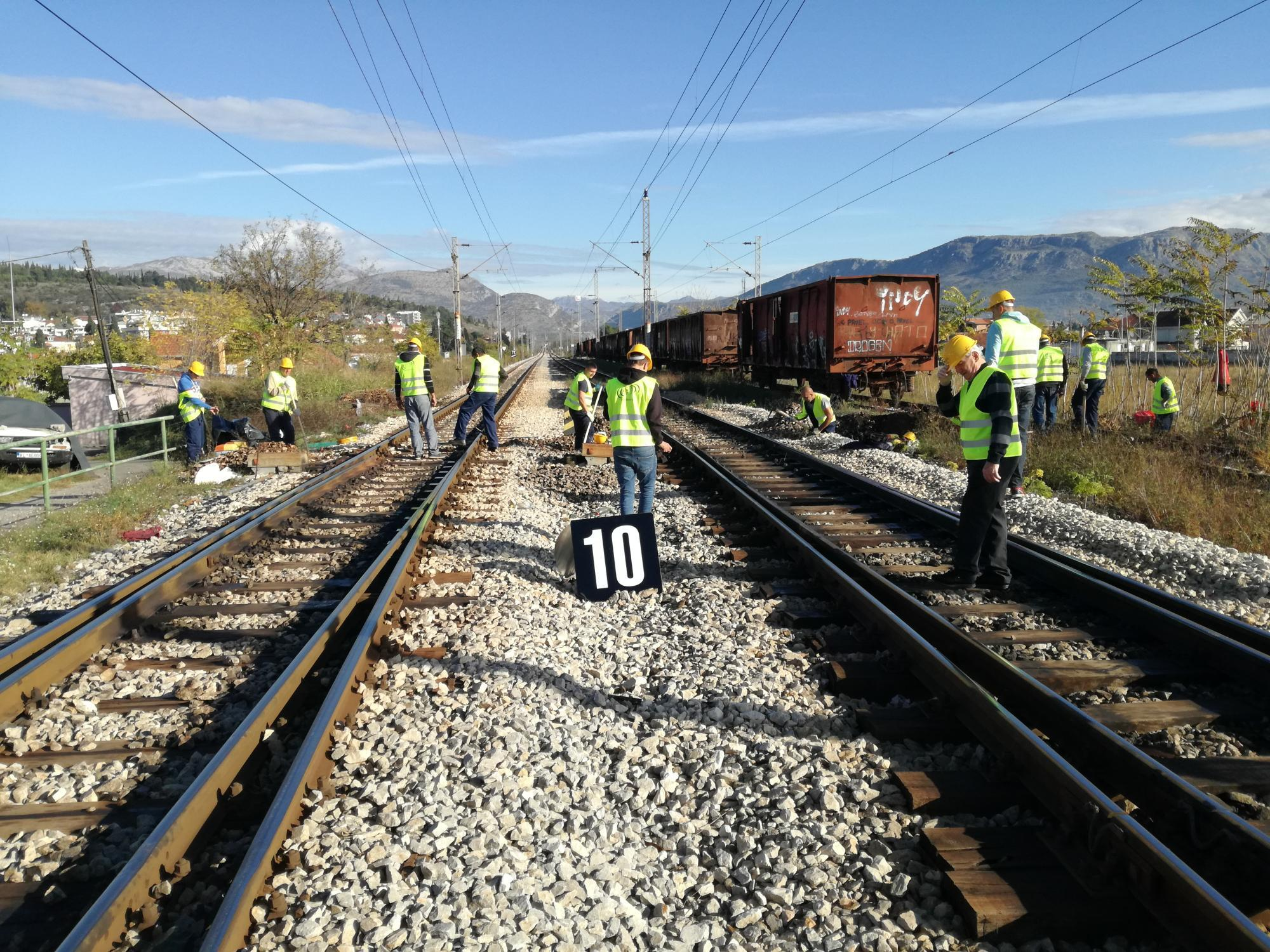 >@Railway Infrastructure of Montenegro