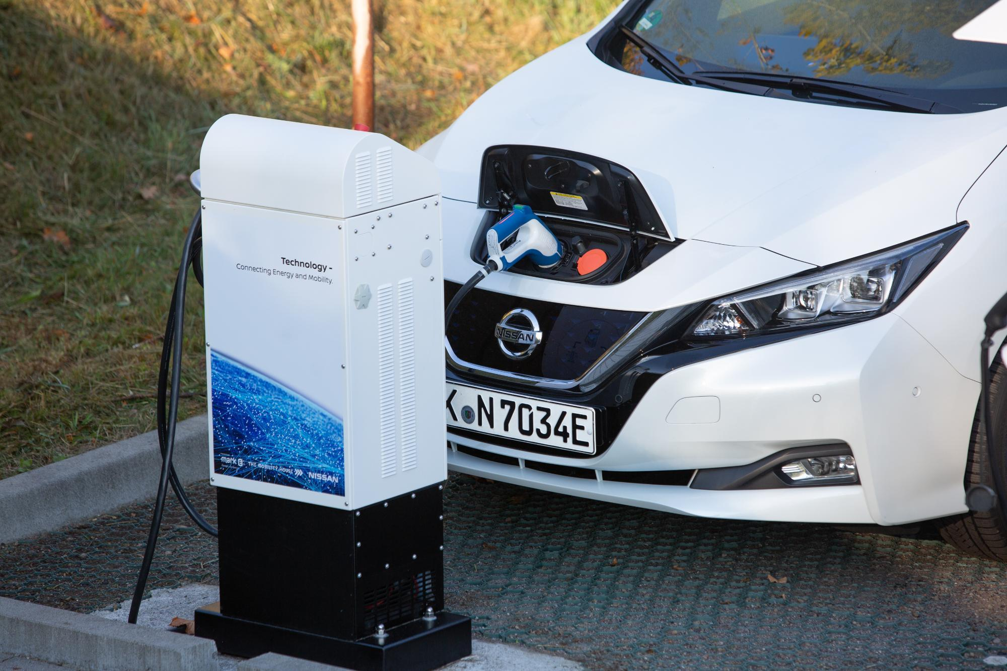 Germany: EIB provides The Mobility House with €15 million for smart charging technology