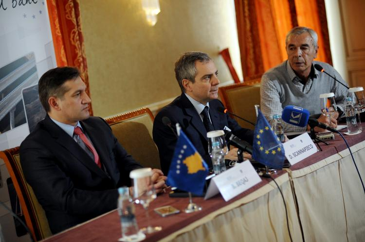 The EIB supports the economy of Kosovo