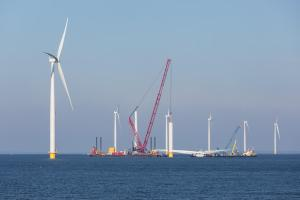 Offshore wind: How a single wind turbine can power an entire city