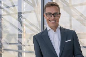 Alexander Stubb, Vice President of the EIB
