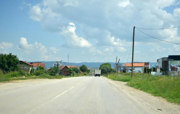 """Parts of the highway go through villages rather close to people's houses, which imposes inconvenient speed restrictions,"" says Mita copyrightAuhor"