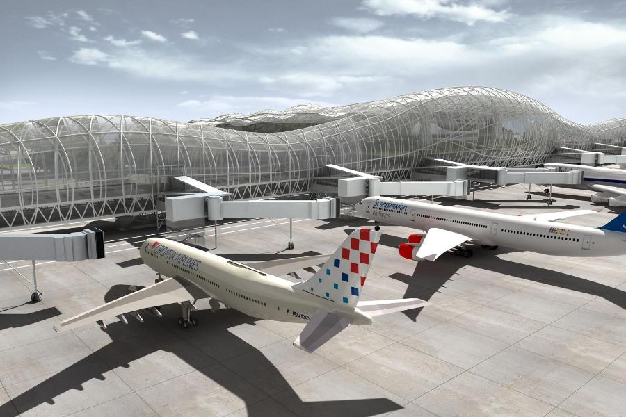 Croatia Eib Supports Zagreb Airport Expansion Ppp Project With Eur 80 Million