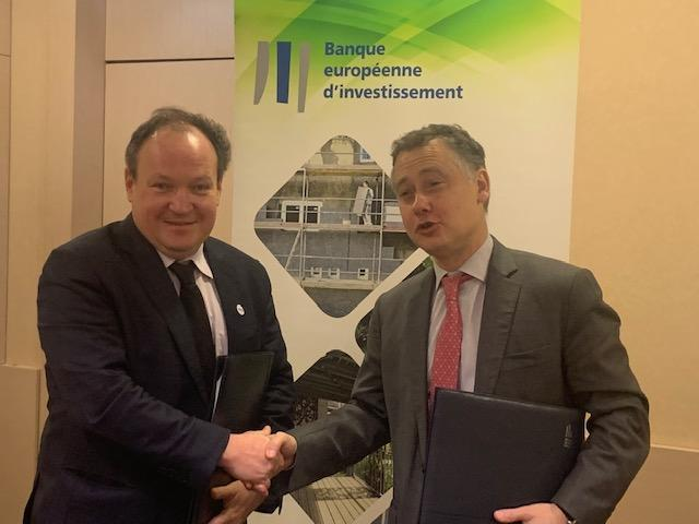 Hydrogen Council and EIB sign advisory agreement to address